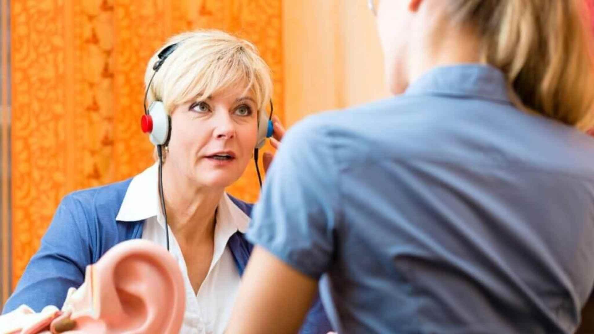 perda auditiva neurossensorial